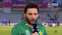 Shahid Afridi Exclusive Interview On Indian Channel With Waseem Akram