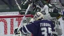 Mens Hockey Sweeps Michigan State In Weekend Series