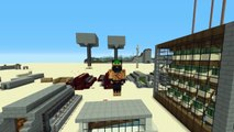 Minecraft Tutorials: Auto Pumpkin Melon Farm V.2 [Console Compatible] )XBOX 360/ONE PS3/PS