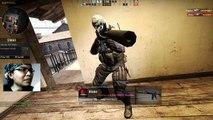 NOOB GRENADE KILL - Counter-Strike: Global Offensive