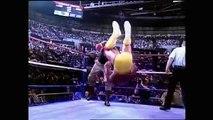 HULK HOGAN VS. SGT. SLAUGHTER - WWF WWE Wrestling - Sports MMA Mixed Martial Arts Entertainment