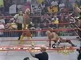 HULK HOGAN AND SID VS. SCOTT STEINER AND JEFF JARRETT - WWF WWE Wrestling - Sports MMA Mixed Martial Arts Entertainment