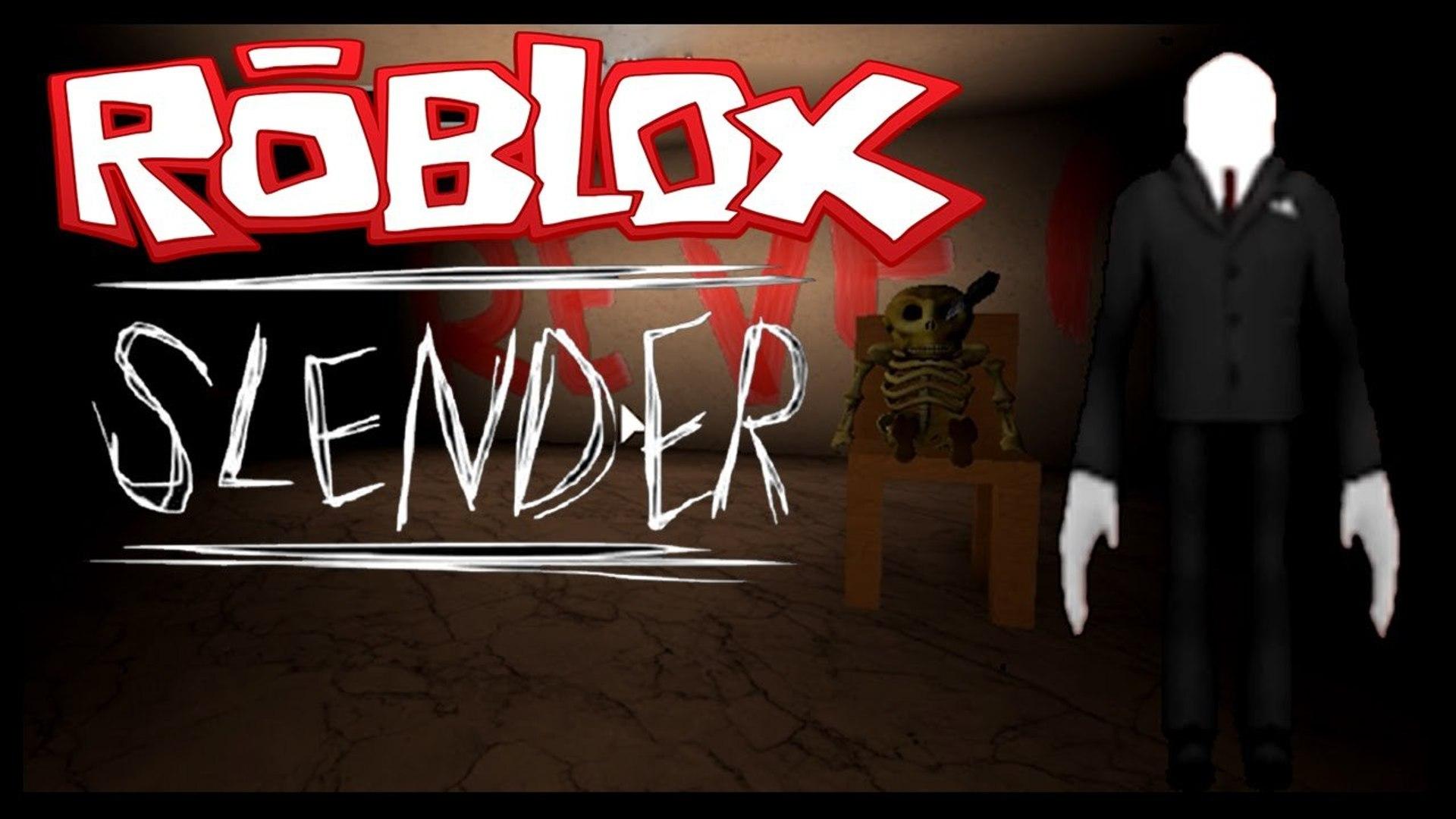 SLENDERMAN IS BACK - ROBLOX - Stop it, SLENDER 2! (Facecam)