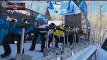 X-Games Boardercross Adaptative H - Victoire de Keith Gabel