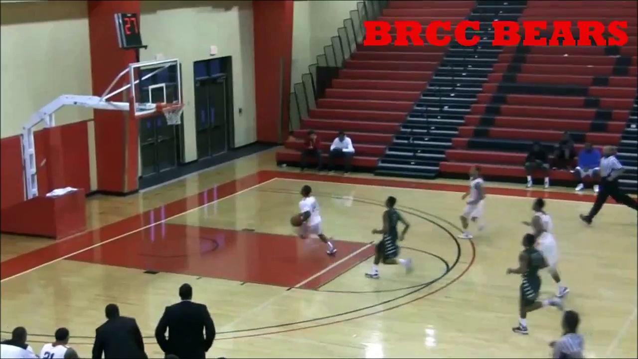 BRCC Bears Basketball Highlights