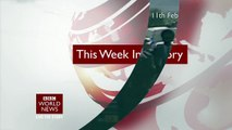This Week In History: 8 - 14 February - BBC News