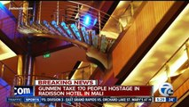 170 hostages taken in attack at Radisson Blu Hotel in Bamako, Mali