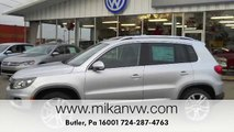 New VW Dealer-2012-Tiguan-4motion-AWD-4x4-Butler-Pittsburgh-Volkswagen Dealer-For Sale-SEL