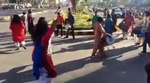 Crazy Lahori Girls and Boys Dancing on 23rd March Rehearsals