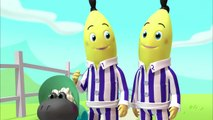 The Bananas Paint A Fence | Bananas in Pyjamas