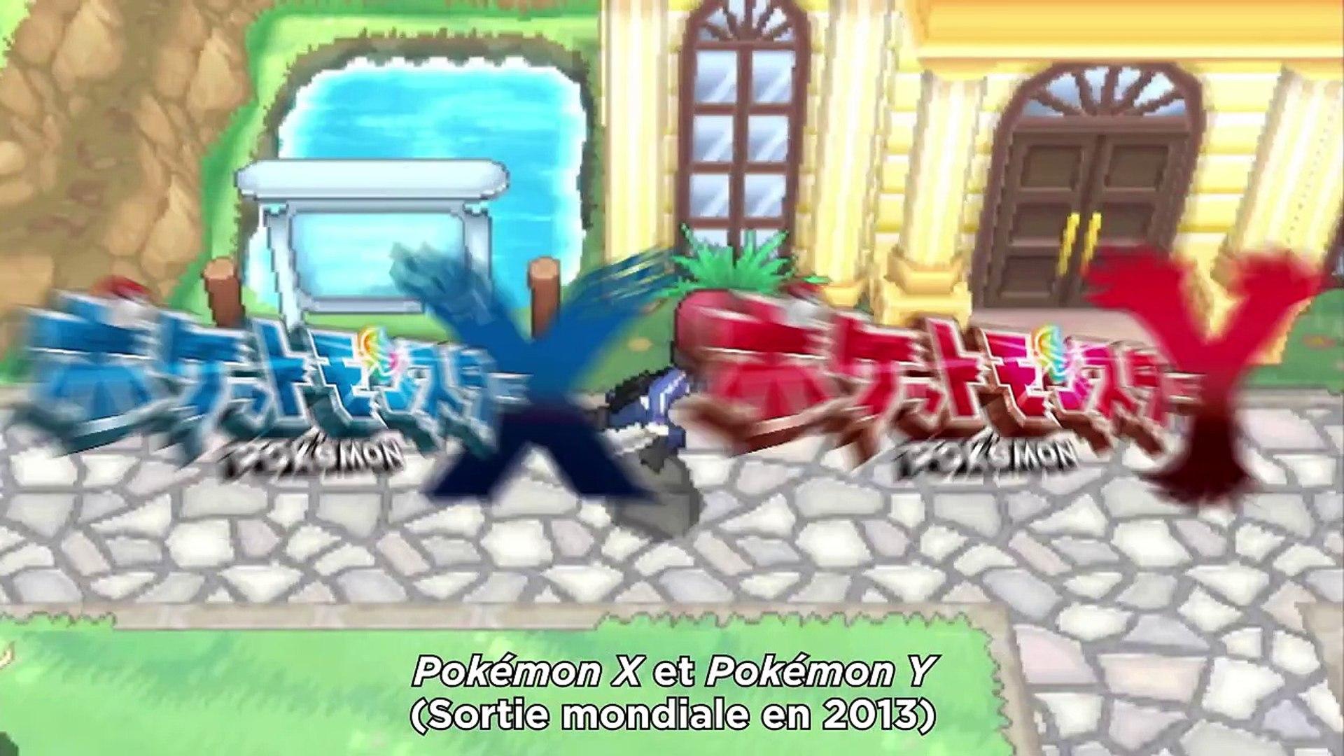 Pokémon Soleil et Pokémon Lune arrivent fin 2016 !