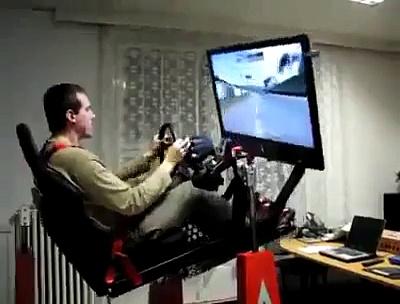 Formula One Simulator – Video