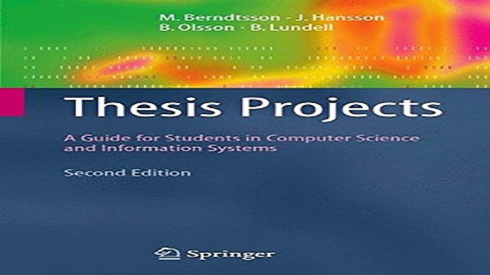 Projects thesis computer science custom paper writing for hire usa
