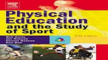 Download Physical Education and the Study of Sport  Text with CD ROM  5e