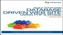 Download Build Your Own Database Driven Web Site Using PHP   MySQL