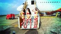 Vietnamese flight attendants