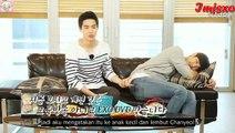 [INDOSUB] Couple Talk - Suho, Chanyeol, Sehun Cut