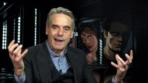 Batman v Superman_ Dawn of Justice Interview - Jeremy Irons (2016)