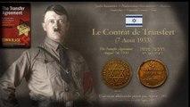Hitler,les juifs et la Palestine en 1933. Voir descriptif.