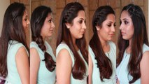 5 Quick & Easy Hairstyles _ Heatless Hairstyles