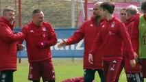 Foot : L'impressionnante séance de jongles de Franck Ribéry !