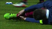 Equipe de France Espoirs : La sale fracture de la cheville d'Aymeric Laporte !
