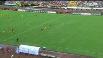 Le but de plus de 50 mètres de Hlompho Kekana - Cameroun vs. Afrique du Sud -Africa Cup of Nations