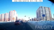 Mad Driving FAILS Compilation pt.3 ★ February 2015 ★ Crashes Accidents