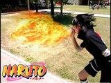 Naruto Cosplay vs Dragon Ball Cosplay