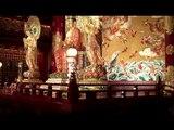 Temple des milles Bouddhas de Singapour.