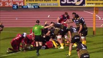 SITE OFFICIEL STADE MONTOIS RUGBY - ESSAI 1 H. TAULANGA - STADE MONTS vs BEZIERS