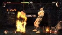 Mortal Kombat Story Mode Walkthrough Part 9: Liu Kang {Fights: 4 & 5}