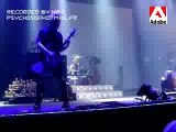 Marilyn Manson, The Fight Song 11.06.07