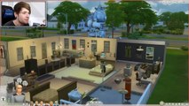 The Sims 4 LETS GO CAMPING!! Get To Work Outdoor Retreat 11