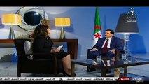 Algérie - émission avec Amar Ghoul la crise économique et le programme de Bouteflika