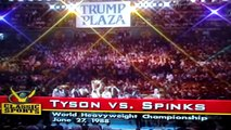 MIKE TYSON VS. MICHAEL SPINKS - Boxing Fight Fighting MMA Mixed Martial Arts Sports Match