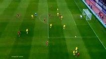 Fedor Smolov Goal - Russia 1-0 Lithuania - 26_03_16