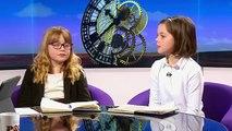 Badass 10-Year-Old Girl Shuts Down BBC Daily Politics Presenter