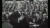 """Petite leçon d'Europe dit par Jean Gabin dans """"Le Président"""""""
