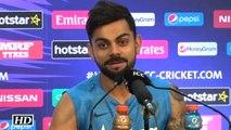 IND vs AUS T20 WC Virat Kohli Accepts Australias Challenge