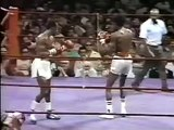 SUGAR RAY LEONARD VS. FLOYD MAYWEATHER SR. (1978) - Boxing Fight Fighting MMA Mixed Martial Arts Sports Match
