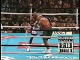 EVANDER HOLYFIELD VS. MICHAEL MOORER - Boxing Fight Fighting MMA Mixed Martial Arts Sports Match