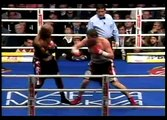 EVANDER HOLYFIELD VS. SULTAN IBRAGIMOV - Boxing Fight Fighting MMA Mixed Martial Arts Sports Match