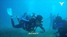Triton : La branchie artificielle qui permet de respirer sous l'eau