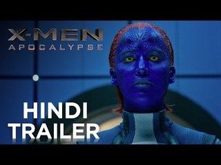 X-MEN: APOCALYPSE – OFFICIAL Hindi TRAILER