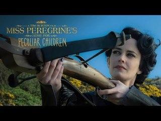 MISS PEREGRINE'S HOME FOR PECULIAR CHILDREN - INTERNATIONAL TRAILER 1