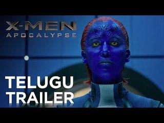 X-MEN: APOCALYPSE – OFFICIAL Telugu TRAILER