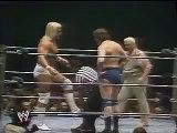 WWE WRESTLING - HULK HOGAN VS. THE MILLION DOLLAR MAN - WWF WWE Wrestling - Sports MMA Mixed Martial Arts Entertainment