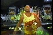 WWE WRESTLING - HULK HOGAN VS. ONE MAN GANG - WWF WWE Wrestling - Sports MMA Mixed Martial Arts Entertainment