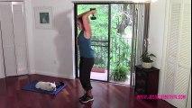 20 Minute Bikini Body Circuit - Full Length Total Body Trouble Zone Toning Workout